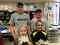 "Duncan Falls Elementary Students ""Piece Together"" Career Paths through Puzzle Activity"