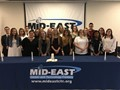 Fourteen New NHS Members Inducted at Mid-East Buffalo Campus image