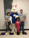 Mid-East and Literacy Council Assist at Zane Grey Family Night