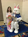 Mid-East & Literacy Council Partner with Secrest Elementary for Literacy Night