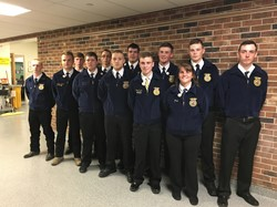 2017 Natural Resource Conservation/FFA Banquet