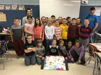 Caldwell Community Puzzles