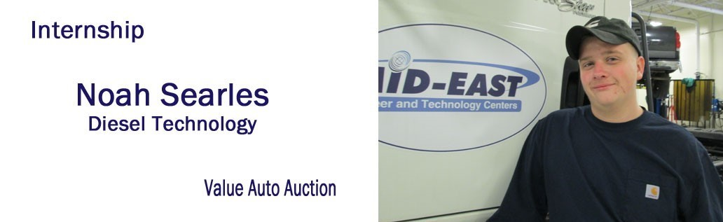 Noah Searles - Diesel Technology - Value Auto Auction