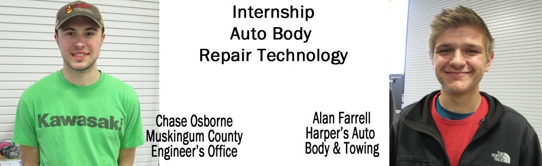 Chase Osborne and Alan Farrell - Auto Body Repair Technology