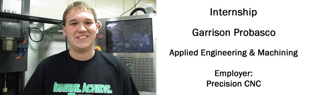 Garrison Probasco, Applied Engineering & Machining